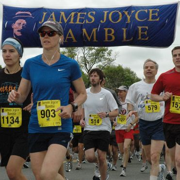 James Joyce Ramble Results - Updated results