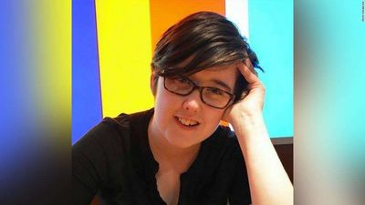 James Joyce Ramble dedicated to Lyra McKee